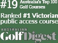 #1 Public Golf Course