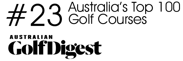 #19 ranked gold course in Golf Digest