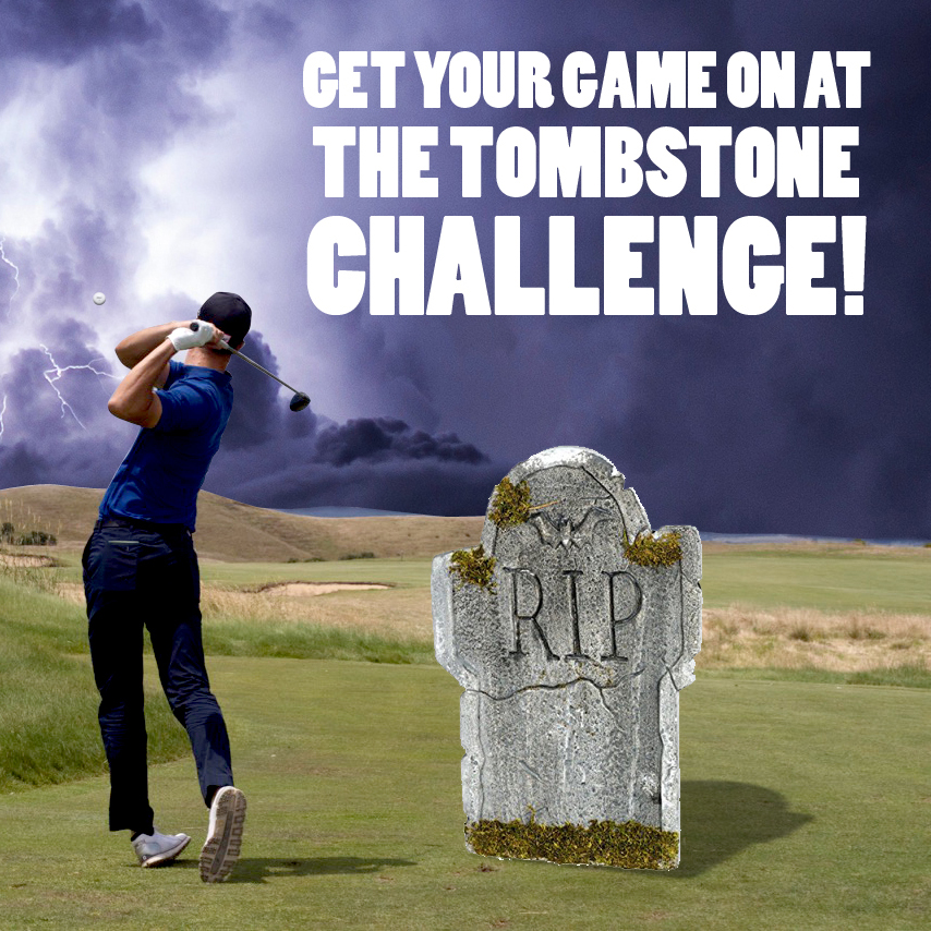 The Tombstone Challenge
