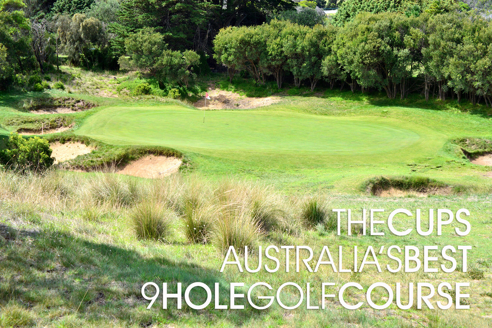 The dunes gold course